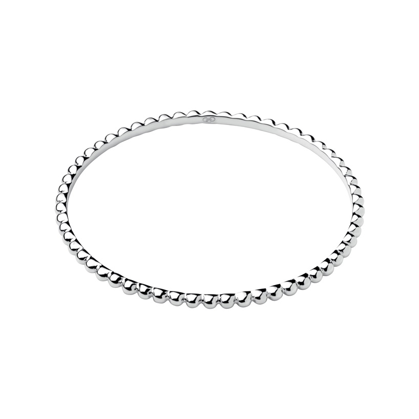 Links of London Effervescence Silver Bangle-0