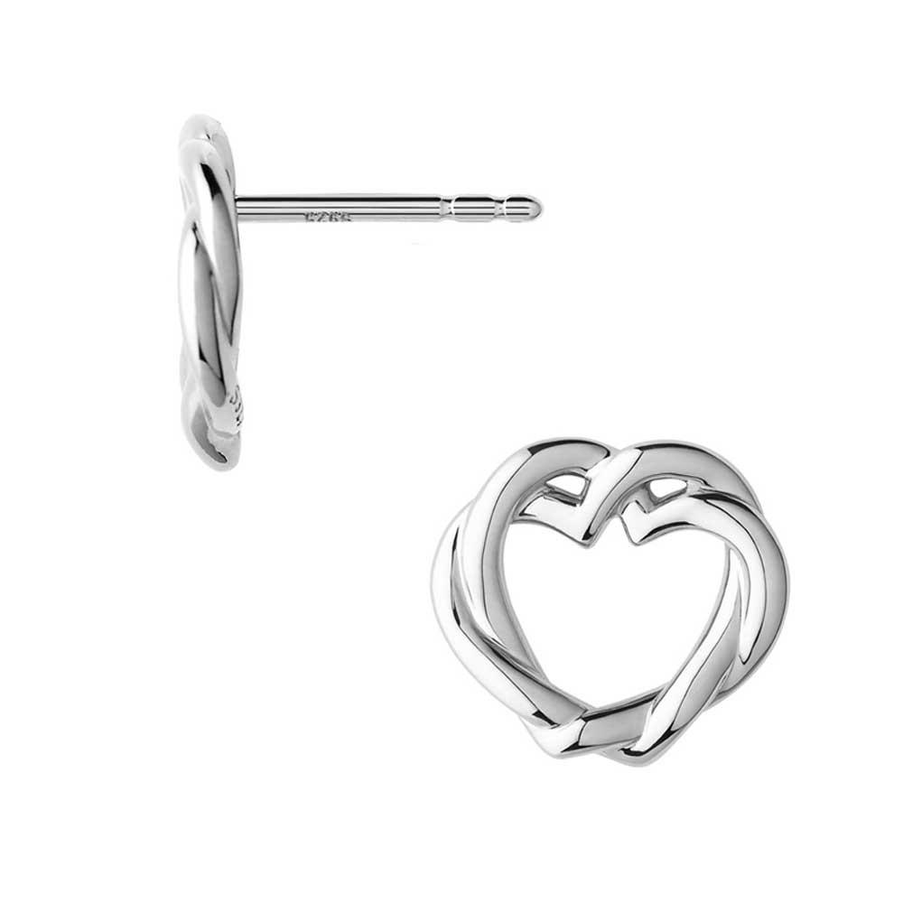 Links of London Kindred Soul Stud Earrings-0