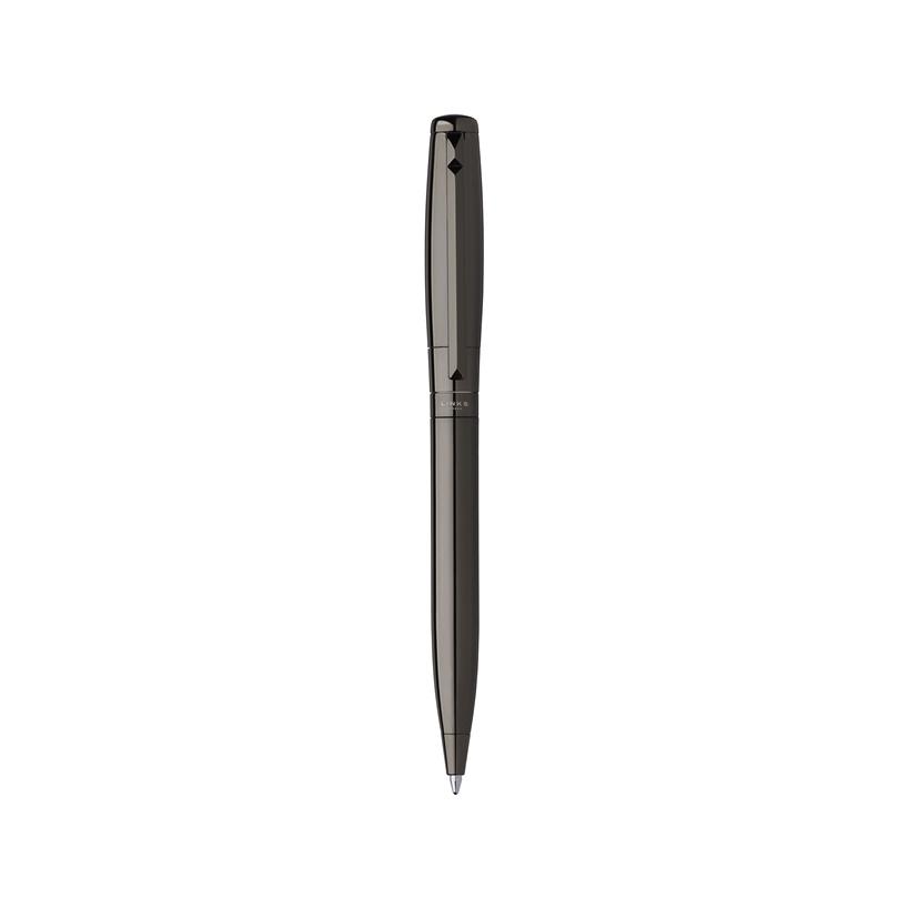 Links of London Black Tone Ballpoint Pen-0