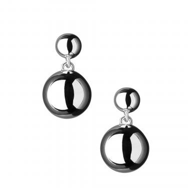 Links of London Effervescence Sterling Silver Drop Earrings -0