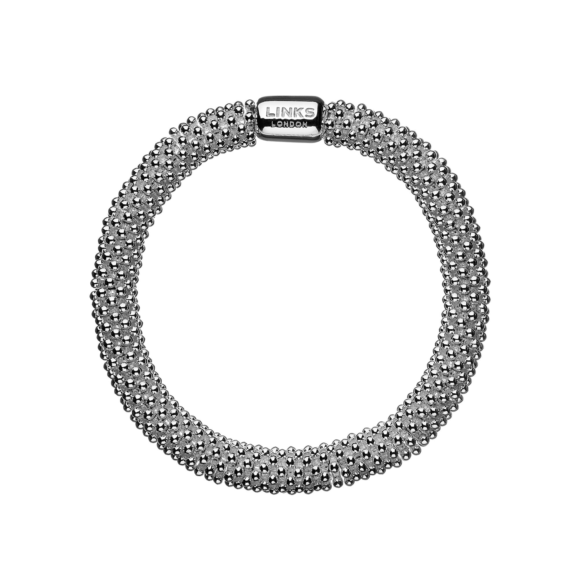 Links of London Effervescence Star Sterling Silver Bracelet-0