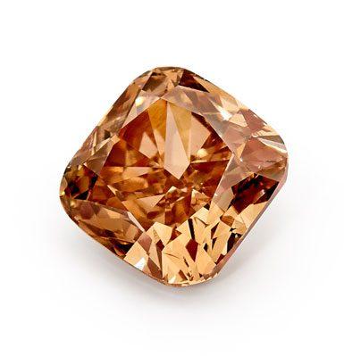 Chocolate Brown Diamond