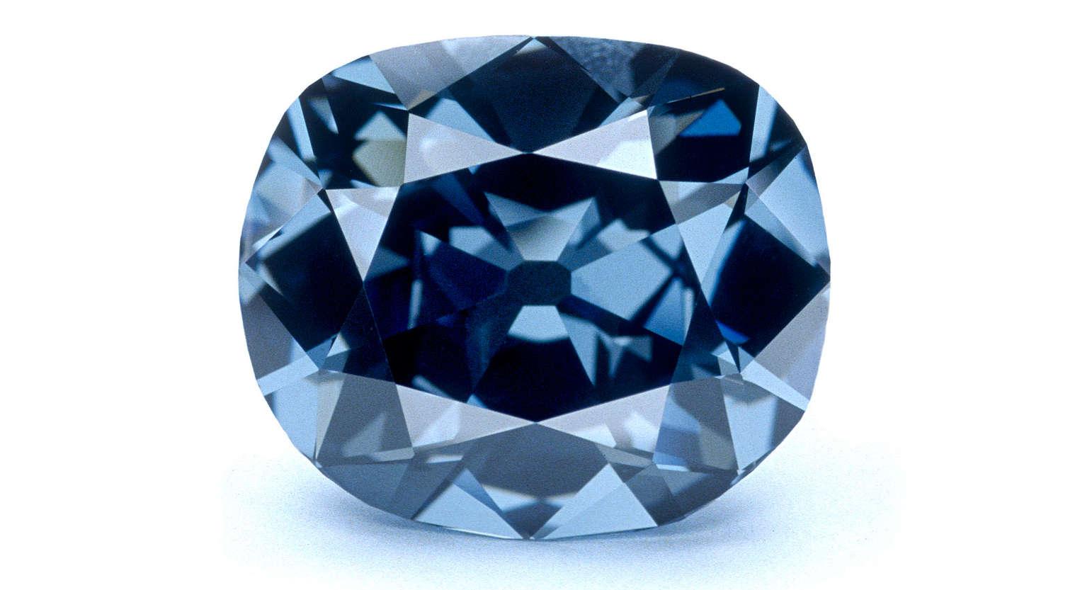 Hope blue diamond