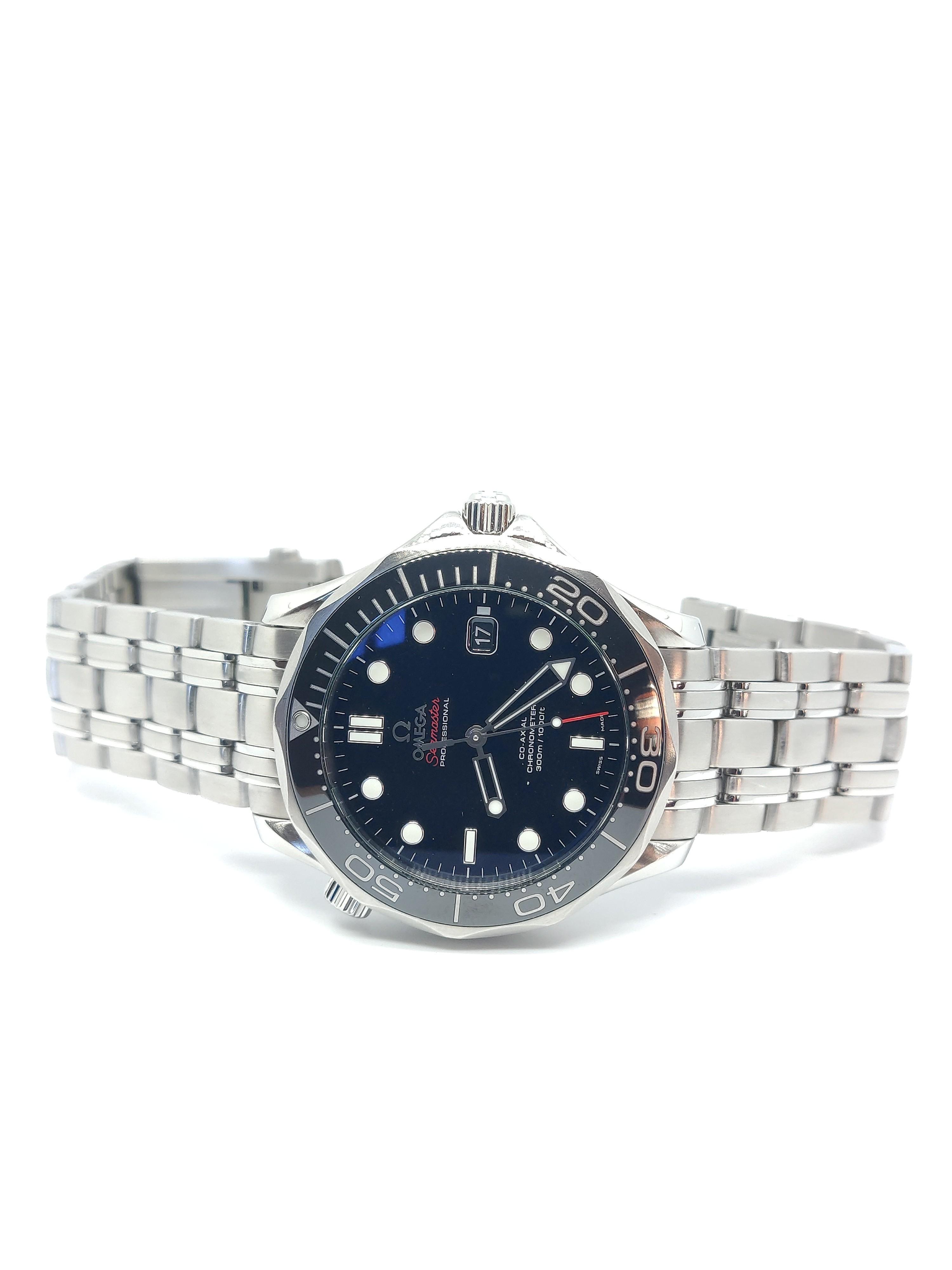 2012 Gents Omega Seamaster Professional