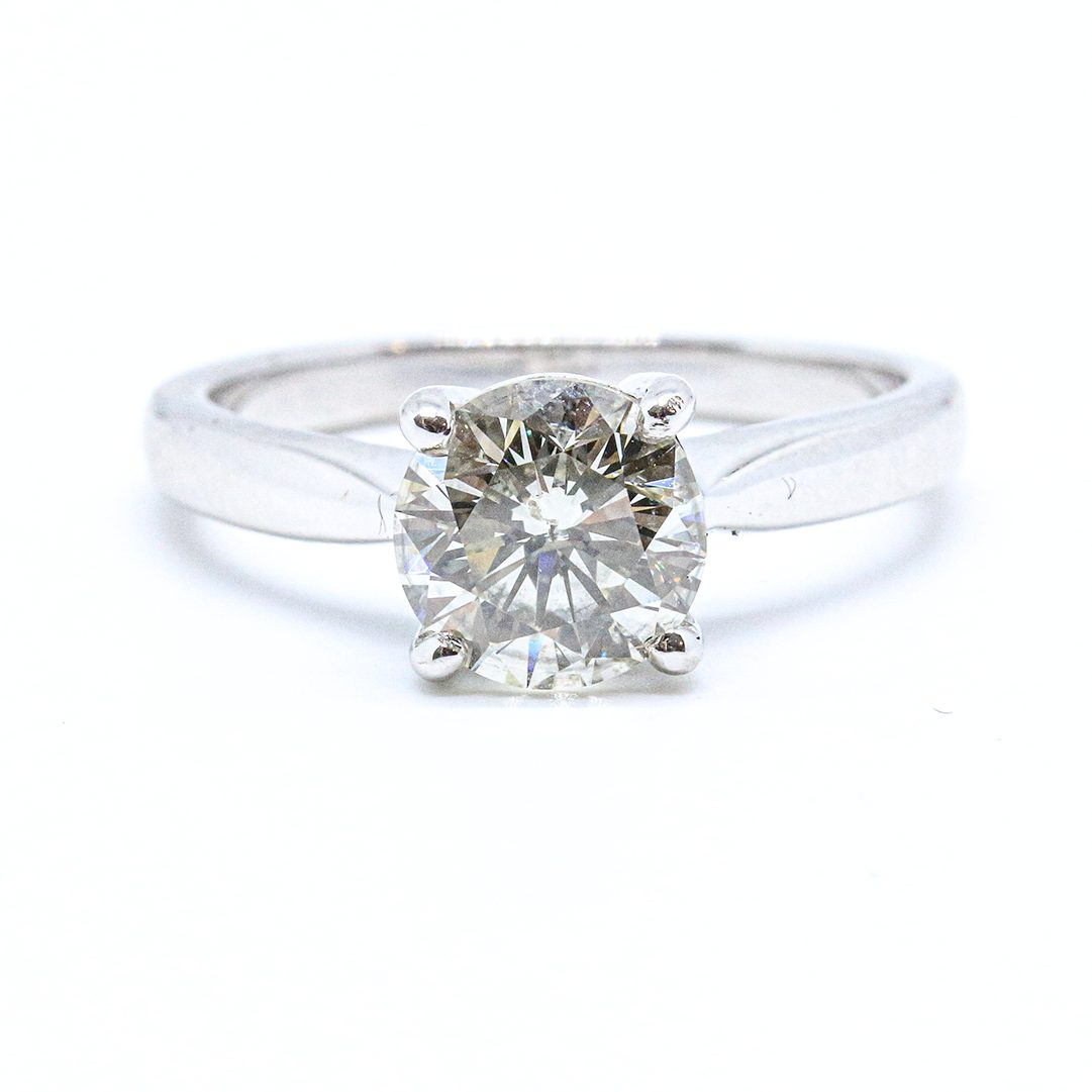 1.50ct Brilliant Cut Diamond Solitaire Ring