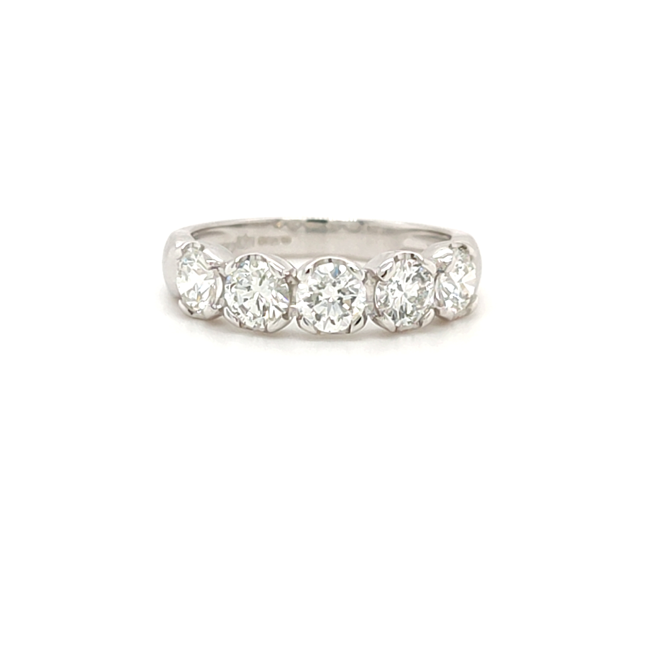 1.45ct Brilliant Cut Diamond Ring